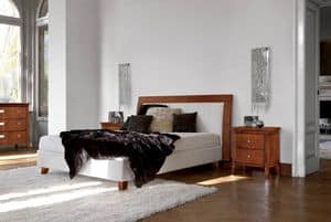 Picture of Art. 393 Vivre bed, hand decorated beds