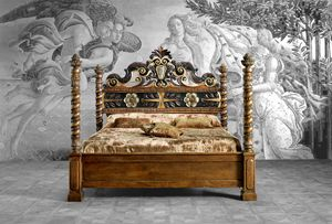 Furniture beds classic style idfdesign - Giovanni visentin mobili ...