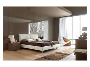 Picture of Atlante, modern classic bed