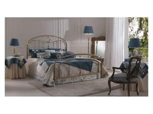 Picture of CRISTINA 1397, traditional brass beds