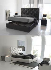Picture of Dubai, beds with headboard