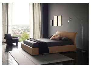 Picture of Elios, bed with linen compartment