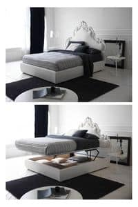 Picture of Mademoiselle, modern beds