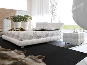Picture of MONTREAL, upholstered beds