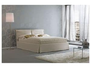 Picture of Nuvola, upholstered beds