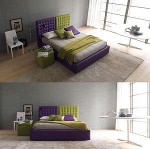 Picture of Poissy Color, minimal bed