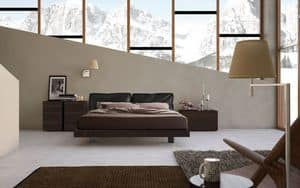Picture of Sacco bed, upholstered beds