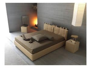 Picture of Siviglia, leather beds