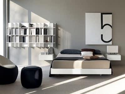 beds modern wood idf. Black Bedroom Furniture Sets. Home Design Ideas