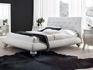 Picture of Zivago bed, upholstered beds