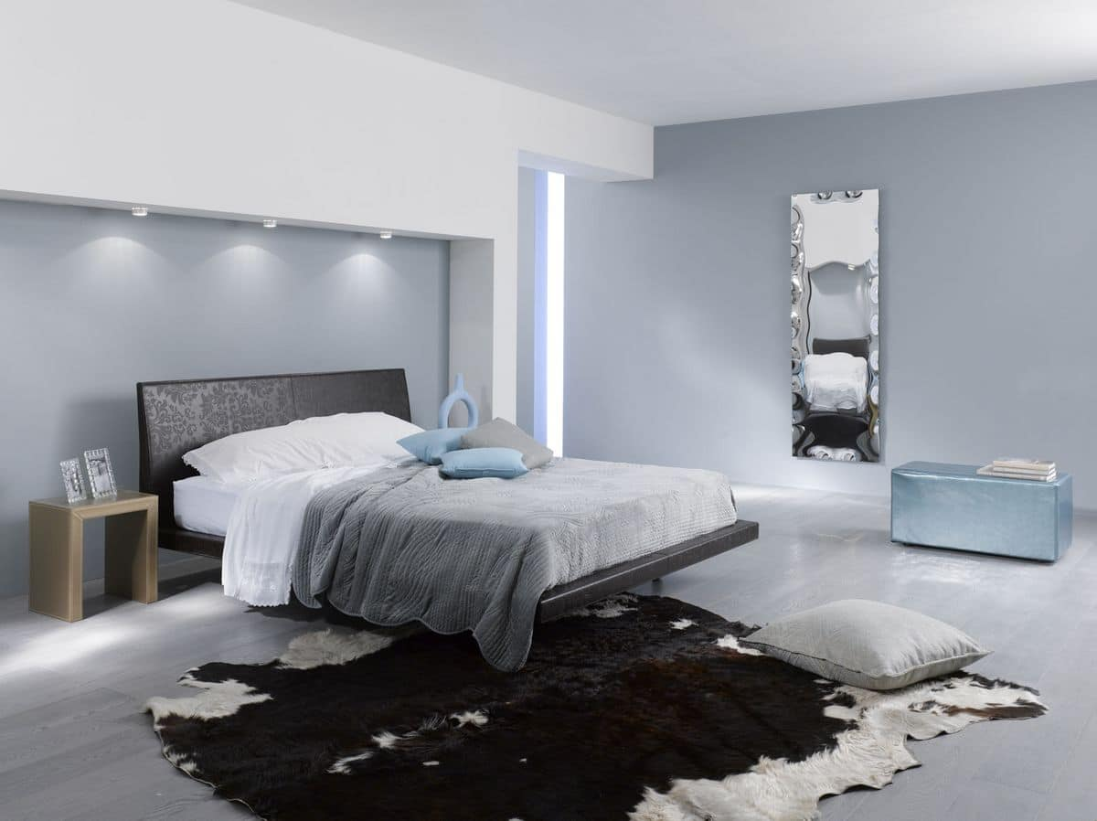 Home P Modern Categories Index Beds Modern Leather