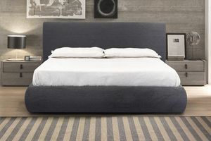 Foam LT, Double bed with storage