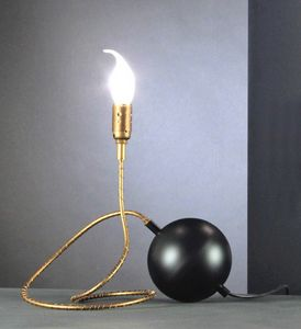 Art. TNT, Dynamite ball shaped table lamp