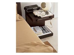 Picture of Aero, decorated nightstands