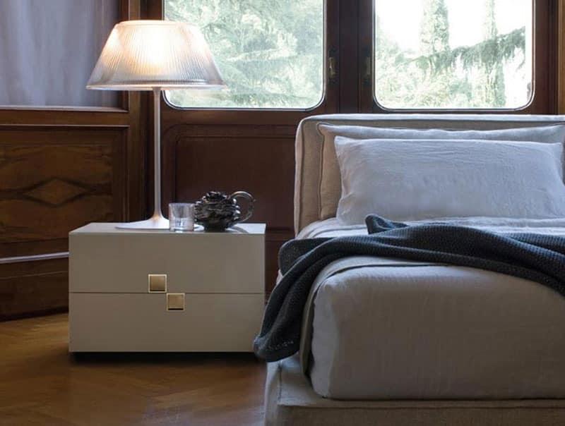 Elegant Bedside Tables Rooms For Hotels Idfdesign
