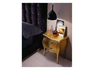 Picture of Venice night table, elegant nightstands