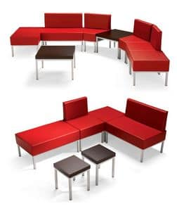Picture of 306-312, modular bench
