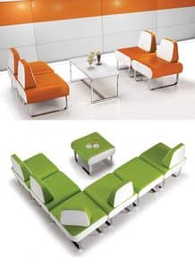 Picture of Charger, modern benches