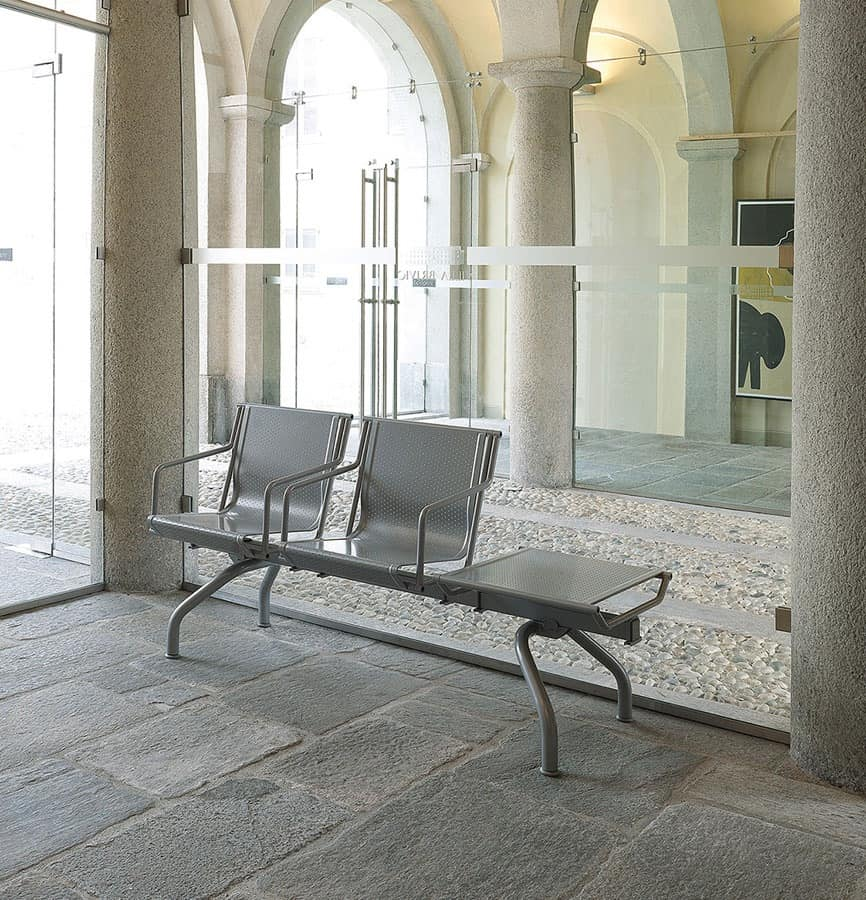 Picture of Pitagora bench, waiting area seats