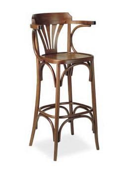 SG 137, Barstool in bentwood, for music bars