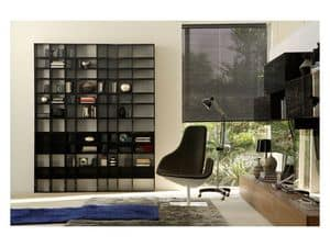 Picture of Block, modern bookcase