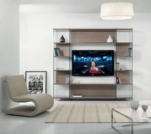 Picture of Byblos comp. 03, linear-bookcase
