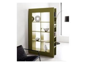 Picture of Frame, elegant bookcases