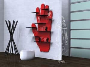 Picture of Hands XXL, contemporary bookcases