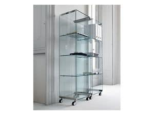 Picture of MOVIE STAR C, elegant bookcase