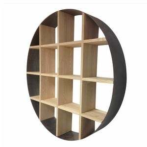 Round, Round Bookcases