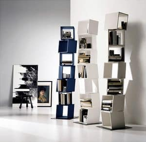 Picture of RUBIK, linear bookcases