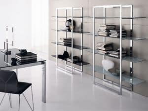 Picture of Trix3 500, elegant bookcases