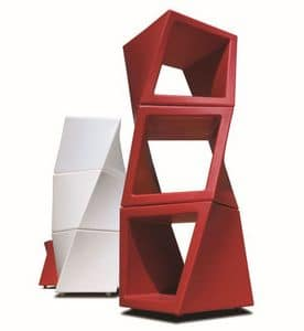 Picture of Twisty open, shelving-unit