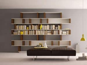 Picture of Up-Pill, precious bookcases