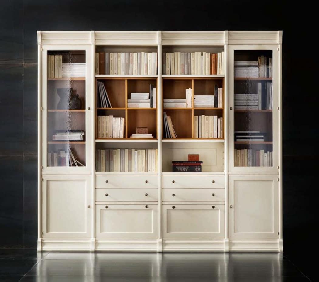 Мебель :: шкафы и стенки :: шкафы :: книжные шкафы :: книжны.