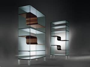Picture of WAVE, simple display cabinet