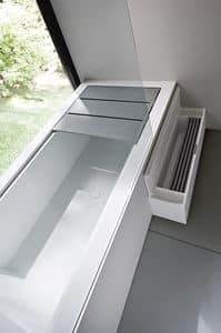 Picture of BATHTUB SHOWER, modern tub