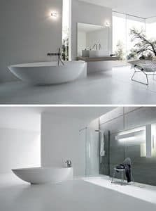 Picture of BOMA bathtub corner, modern tubs