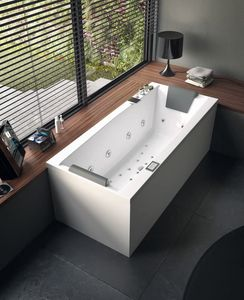 Picture of EDEN, modern bathtub