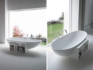 Picture of EGG bathtub, modern tub