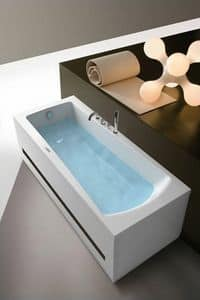 Picture of Eva, modern bathtub