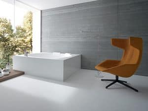 Picture of OPUS bathtub free standing 180x180, bathtub