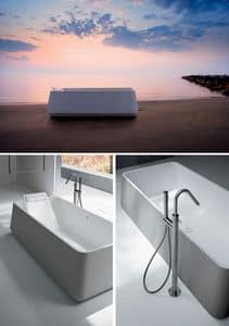 Picture of OPUS bathtub free standing, bathtub