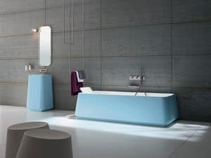 Picture of OPUS bathtub wall, tub
