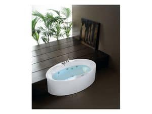 Picture of Zaphiro, modern bathtub