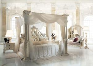 Dream, Canopy bed for hotel suite