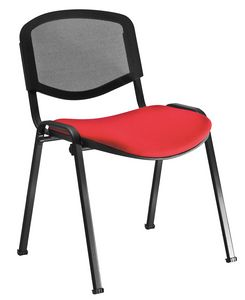 Conferenza net, Conference chair with mesh backrest