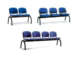 Picture of Nabucco Bench 01, conference chairs