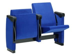 New Movia, Upholstered chairs for conference and congress rooms