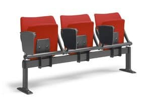 Picture of TEKNICA TEPR3, conference bench